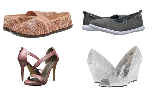 22 pairs of Shoes for the Spring time for Under $15