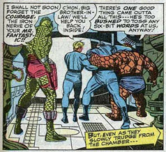 Fantastic Four 62 Lee-Kirby