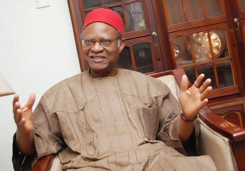 Ex-Commonwealth Secretary-General, Anyaoku Rejects IPOB's Appointment