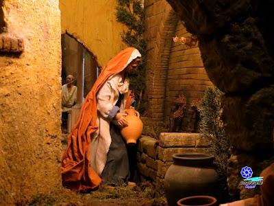 Sevilla - Belén de la Fundación Cajasol - Navidad 2016 - 11