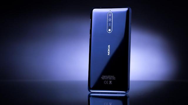 Spesifikasi dan Harga Nokia 8 di Indonesia