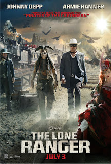 Sinopsis Film The Lone Ranger (2013)