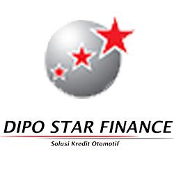 Logo PT Dipo Star Finance