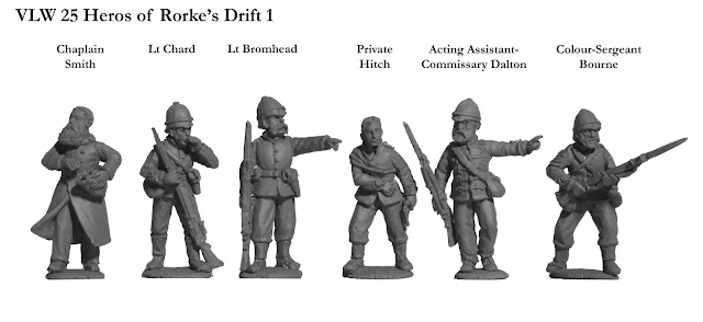 Wargame News and Terrain: Perry Miniatures: New Zulu War