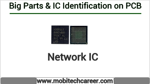 How to identify Network ic Hagar IC on pcb of a mobile phone | All IC identification on PCB circuit diagram | Mobile Phone Repairing Course | iphone Repair | cell phone repair Hindi me