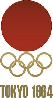 Tokyo 1964 Olympic Logo