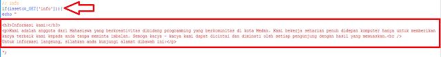 script Kamus Indonesia – Batak Versi 1 menggunakan php mysql database 3
