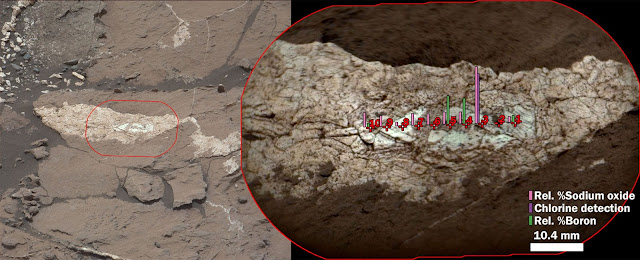 Mars rock-ingredient stew seen as plus for habitability
