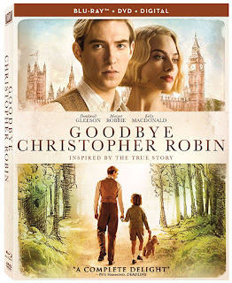 Goodbye Christopher Robin (2017) Dual Audio Hindi [ESubs] ORG 170Mb hevc BluRay