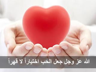 Bahasa Arab Cinta Karena Allah