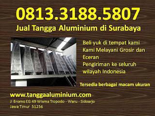 Jual Tangga Aluminium di Surabaya
