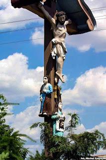 Paweł Bryliński, krzyż z 1880 r., Kuroch
