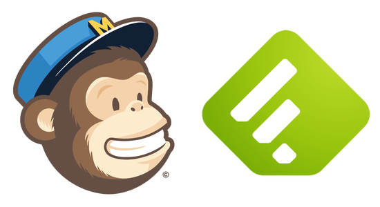 MailChimp + Feedly