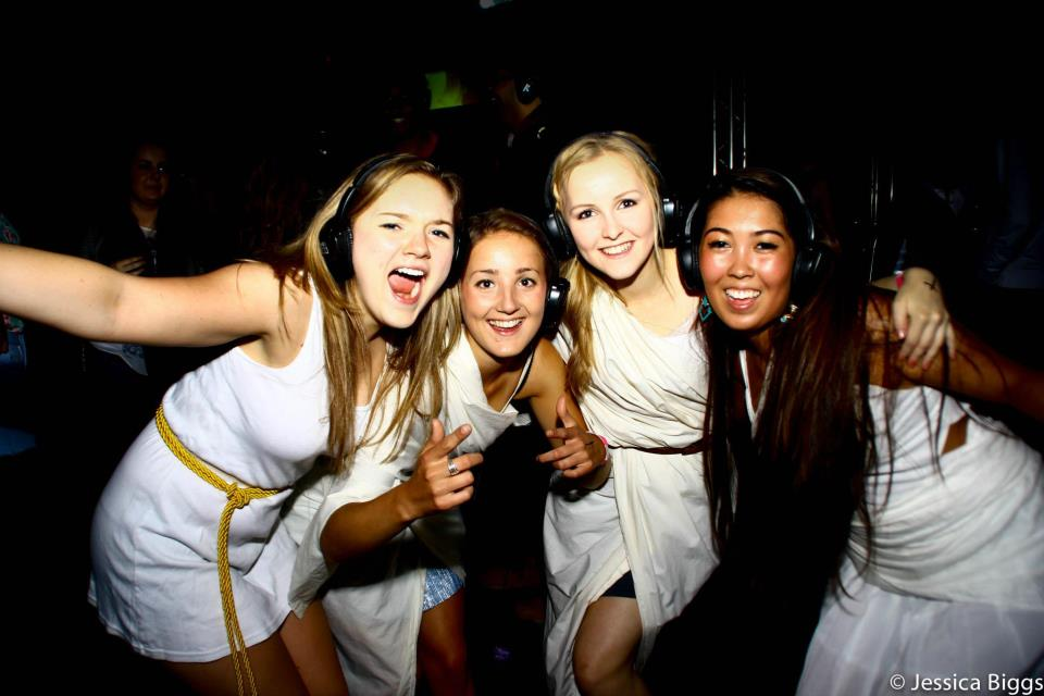 party College toga