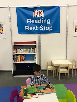 New York Baby Show dk reading