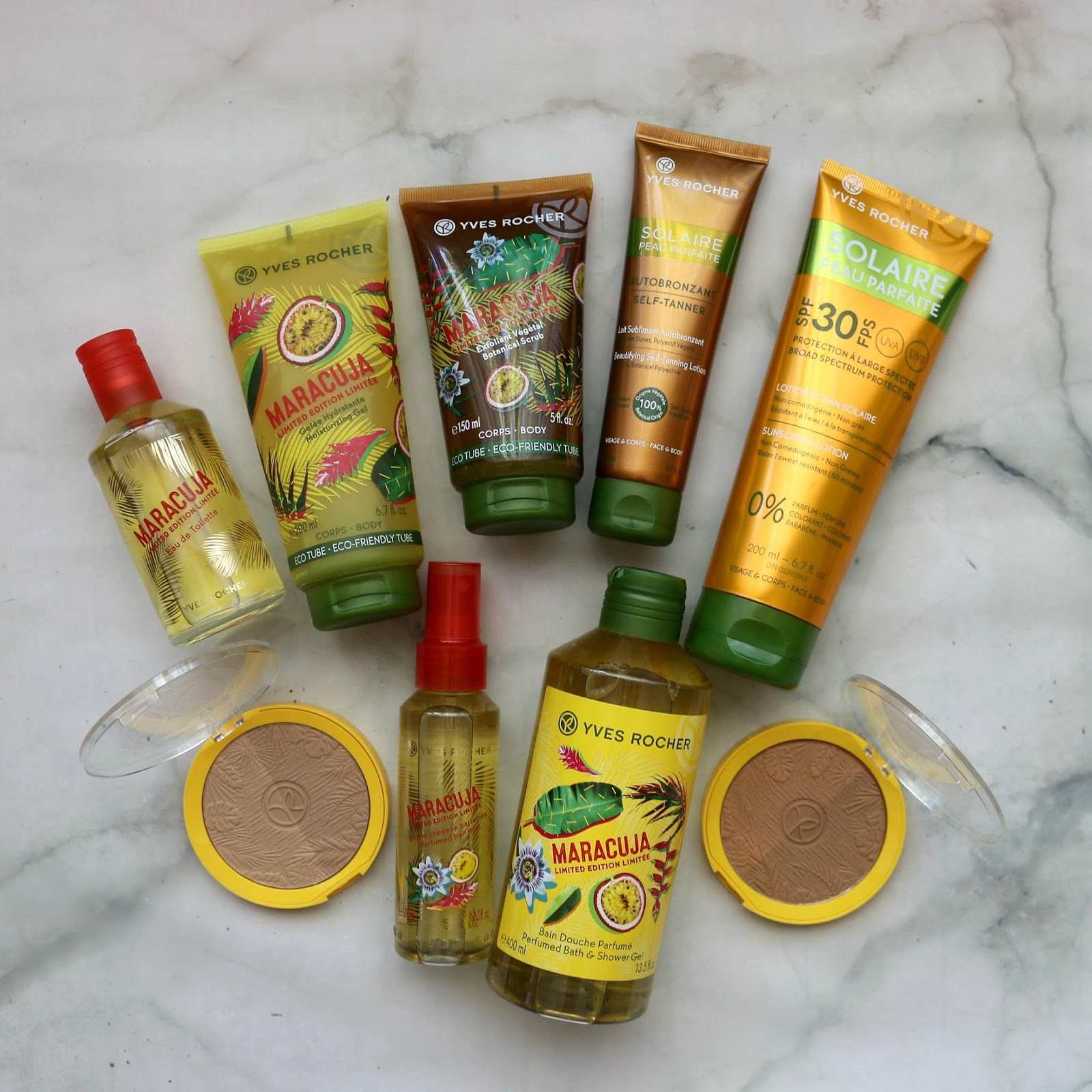 Yves Rocher Summer Beauty Must-Haves
