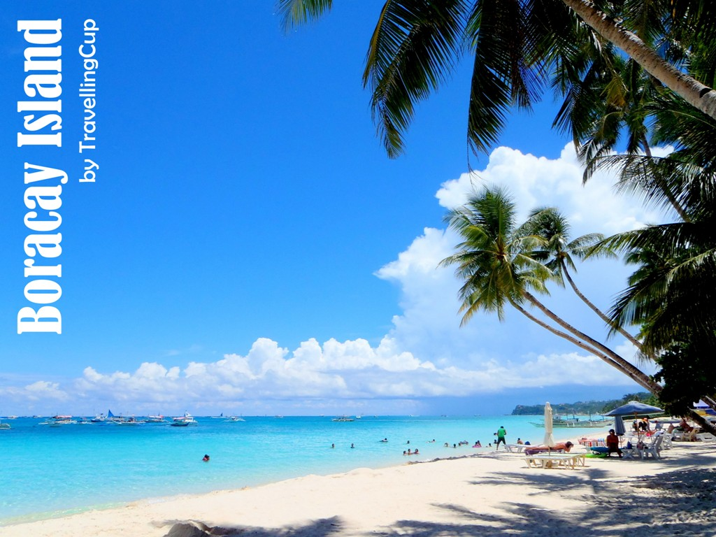 Travellingcup Solo Backpacking In Boracay Island Worlds