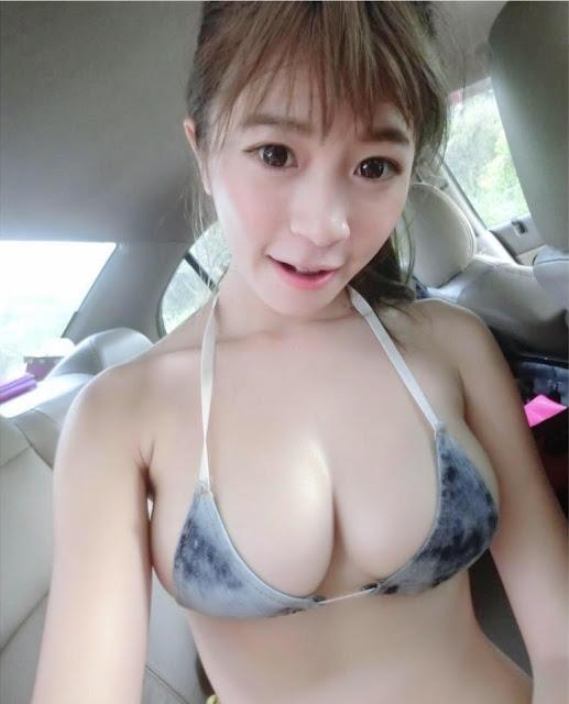 林珈伊Femi  三圍