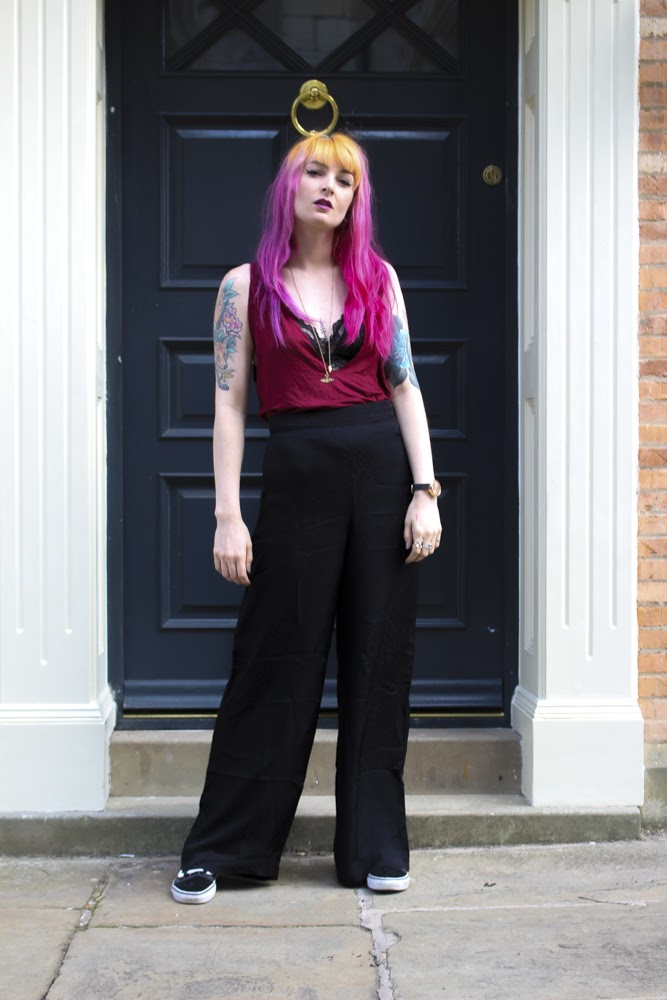 Alternative Style Blogger Foxxtailz in MXCI