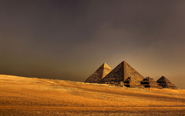 Wonders of the Pyramids