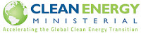 Clean Energy Ministerial logo (Credit: cleanenergyministerial.org) Click to Enlarge.