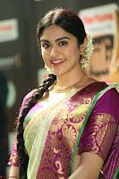 Adah Sharma looks super cute in Saree at IIFA Utsavam Awards 001.JPG