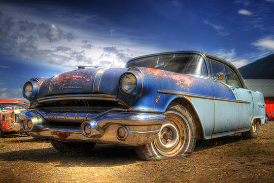 Hdr Vintage Cars Photography Vintage Everyday