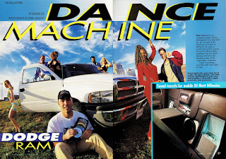 image in color of Car Audio and Electronics March 1997 Pages 36 and 37