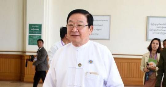 Hla Oo's Blog: Burma's Escobar: Parliament Speaker A Narco Warlord