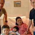 SBY Sampaikan Terima Kasih Atas bantuan Pengobatan dari Presiden Jokowi