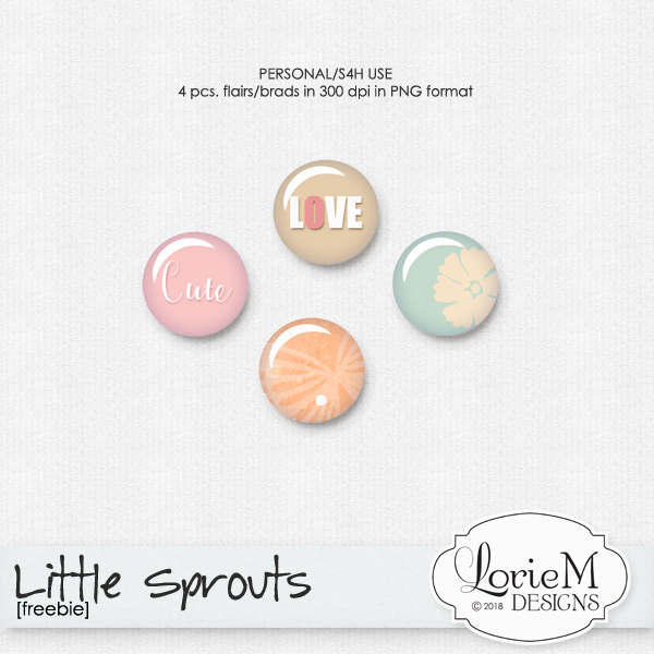 Little Sprouts (Pickled Pair Kit), Add Ons 30% OFF + Freebie