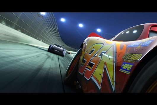 See #Cars3 race into theaters June 16th!