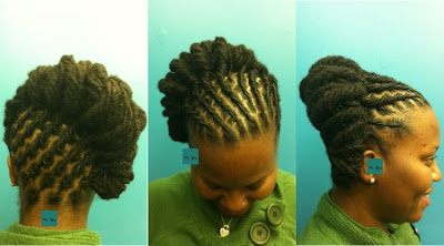 Just wanna share some lovey, lovely locs