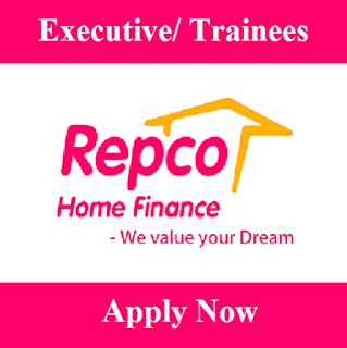Repco Home Finance Limited, RHFL, Repco Bank, Executive, Trainee, Graduation, Gujarat, freejobalert, Sarkari Naukri, Latest Jobs, rhfl logo