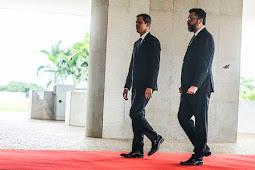 Nas redes sociais, Guaidó avisa que retornou à Venezuela