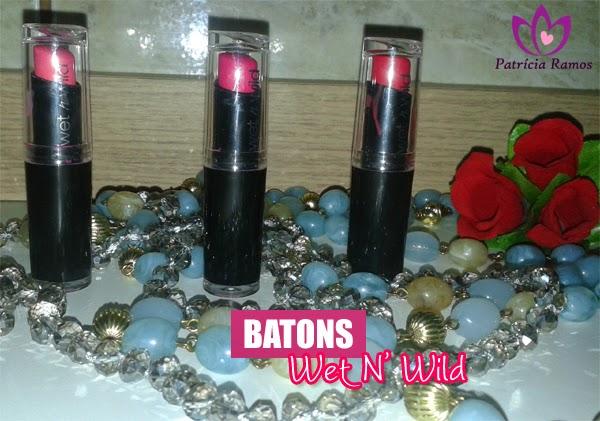 Resenha | Batons Mega Last Matte Lip Wet N' Wild