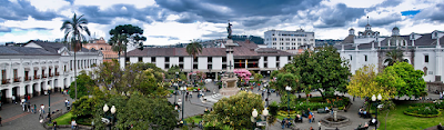 Quito Plaza de la Independencia Plaza Grande Main Square