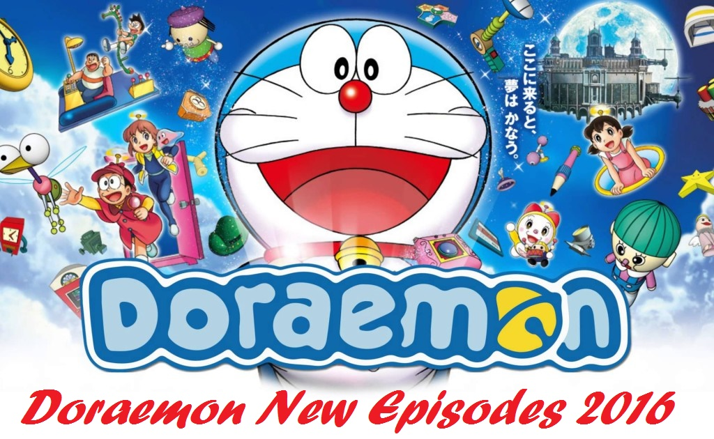 Doraemon new episode in hindi for Doraemon new games