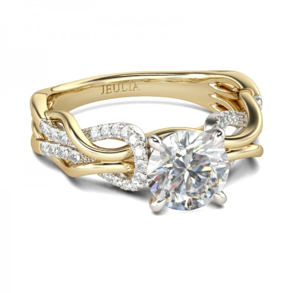 Jeulia Black Friday Engagement Rings Sale