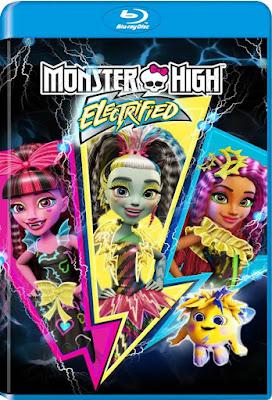Monster High Electrified 2017 BD25 Latino
