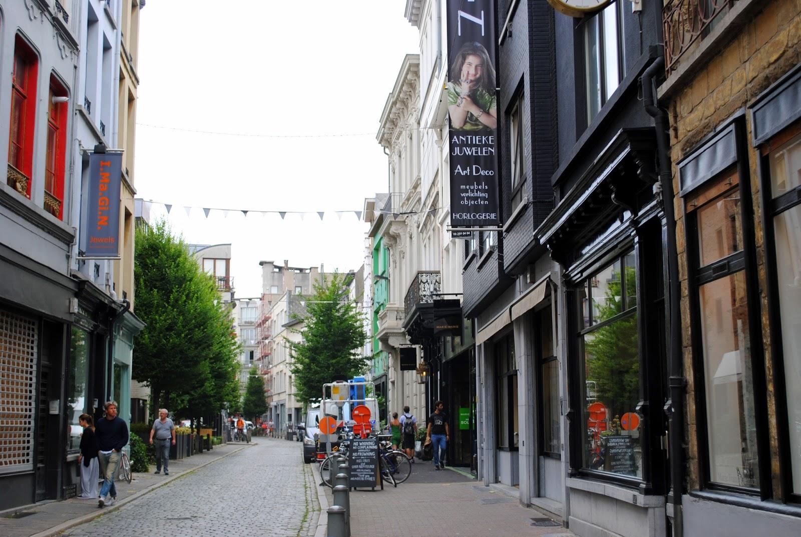 Anvers tourisme