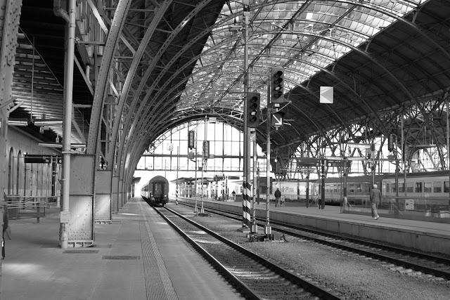 Mustavalkoisia muistoja Prahasta 17