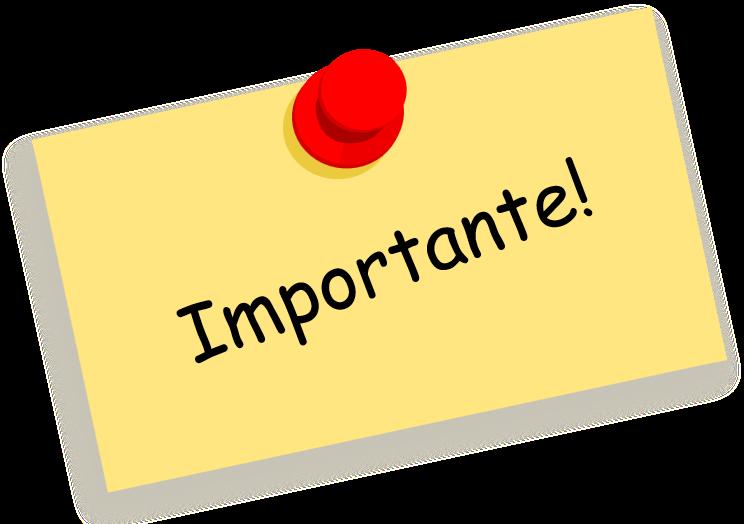 El blog de 5ºB: Información próximas fechas importantes