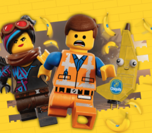 Chiquita The Lego Movie 2 Sweepstakes Daily Kids Deals
