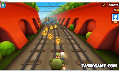 Game Subway Surfers HD untuk PC Download Gratis