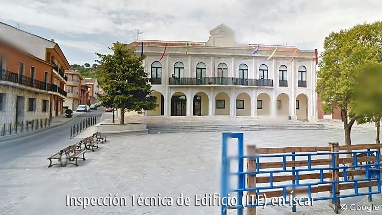 ite iscar ayuntamiento