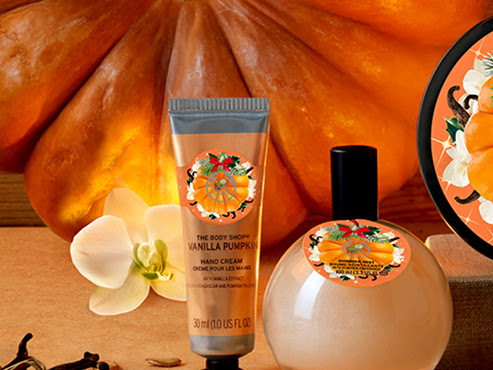Seasonal Body Care Essentials At The Body Shop