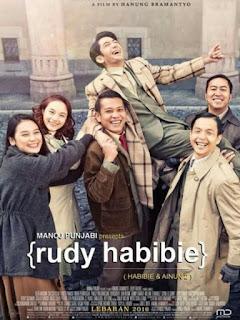 Download Film Rudy Habibie (Habibie & Ainun 2) 2016 DVDRip