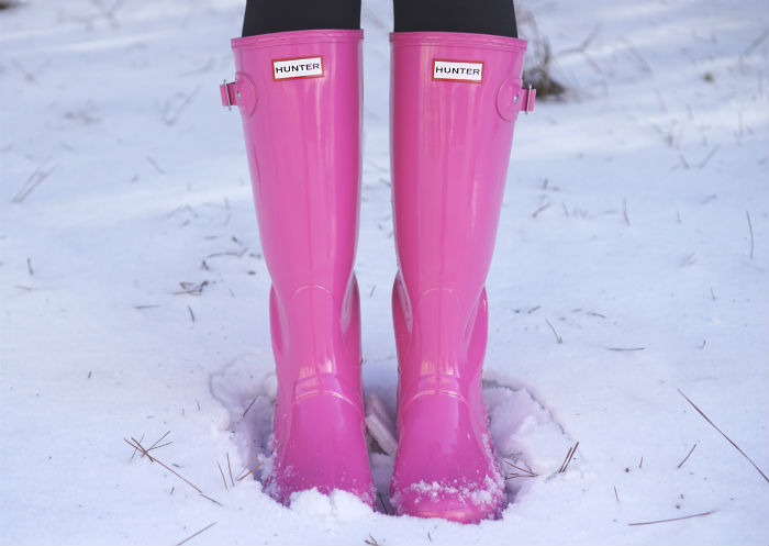 hunter boots, pink rain boots, pink hunters