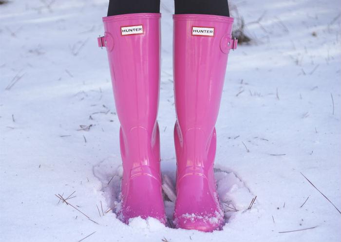 hunter boots, pink rain boots, pink hunters
